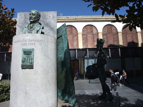 12 Sarriegi plaza