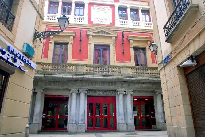 1.- Teatro principal